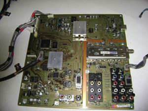 Picture of 1-873-477-12 A125318 0B MAIN BOARD SONY KDL40S3000