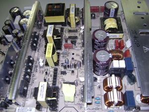 Picture of 3501Q00200A POWER SUPPLY TOSHIBA 50HP66
