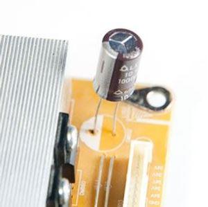 Samsung LCD TV Capacitor Repair Kit for BN00208A. -