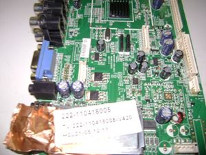 Picture of 222-110319005-T420HW06  MAIN BOARD HAIER L42B1180