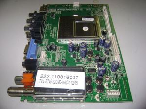 Picture of 222-110816007 MAIN BOARD HAIER L32F1120