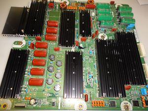 Picture of LJ92-01779A LJ41-09452A X MAIN BOARD SAMSUNG PN64E550D1FXZC