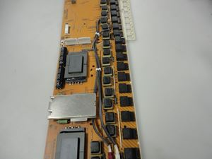 Picture of RUNTKA404WJZZ INVERTER BOARD SET OF 3 SHARP LC65SE94U