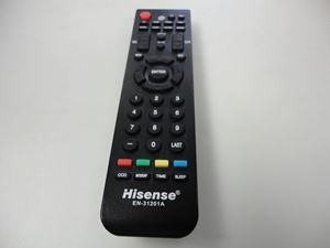 Picture of EN-31201A REMOTE HAND UNIT HISENSE F46K20E