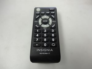 Picture of NS-RC4NA-17 REMOTE HAND UNIT INSIGNIA NS32D310NA17