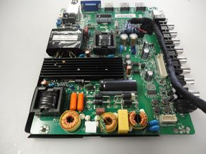Picture of LSC46HN03 TP.MS3393.P82 MAIN POWER SUPPLY BOARD RCA RLDED4633A-D