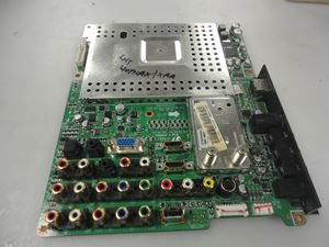 Picture of BN94-01293G MAIN BOARD SAMSUNG LNT495HAX/XAA