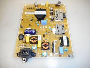 Picture of EAY64511101 EAX67189201(1.6) POWER SUPPLY LG 49UJ6300UA