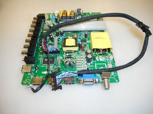Picture of 3393C16100601280(562) ZP.VST.3393.C MAIN POWER SUPPLY BOARD RCA RLDED5078A-E