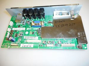 Picture of HITACHI LE50H217 MAIN BOARD T.MS3391.95B B13020604-0A00511