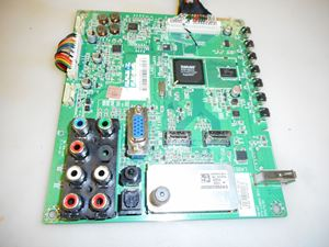 Picture of TOSHIBA 40E220U MAIN BOARD 461C4Q51L01 REV1B 431C4Q51L01 REV1B