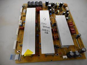 Picture of LG 50PV450UA Y MAIN BOARD EBR69839001 EAX62846401