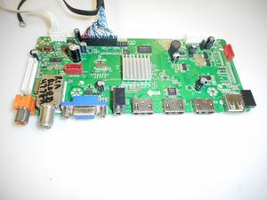 Picture of RCA RLDED4778A MAIN BOARD T.RSC8.10B 12305  C12110020