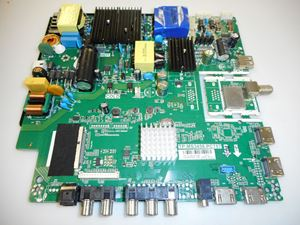 Picture of RCA RLED49-UHD MAIN/POWER SUPPLY BOARD TP.MS3458.PC757