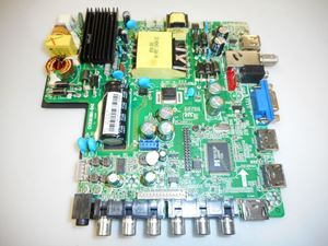 Picture of RCA RLDED3955A-C MAIM/POWER SUPPLY BOARD CV3393BH-B42