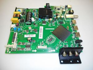 Picture of SANYO FW40R49FC MAIN/POWER SUPPLY BOARD TPD.MS1603.PB751