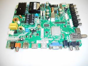 Picture of RCA RLDED3988A RLDED3955A  MAIN OWER SUPPLY BOARD TP.MS3391.P86