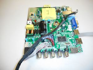 Picture of RCA RT4038 MAIN / POWER SUPPLY AE0012689
