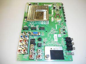 Picture of TOSHIBA 37RV525RZ 37RV525R MAIN BOARD 431C1K51L02 REV1B   75016415