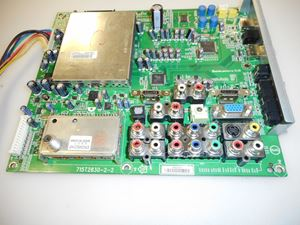 Picture of INSIGNIA NSLCD47HD09 MAIN BOARD 715T2830-2-2
