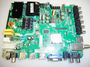 Picture of PROSCAN PLDED3996A-C MAIN BOARD WITH POWER SUPPLY TP.MS3391.P86