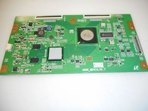 Picture of SONY KDL46VE5 T-CON 46NN_MB4C4LV0.7