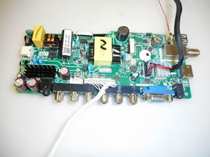 Picture of RCA RT2412-D MAIN/POWER SUPPLY TP MS3553PA 671
