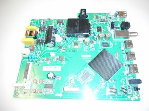 Picture of RCA RT4060-B-US MAIN POWER SUPPLY BOARD  CH_XC9C_A